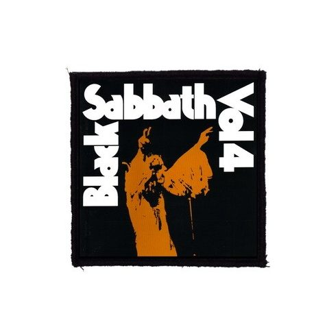 Black Sabbath - Vol 4 felvarró