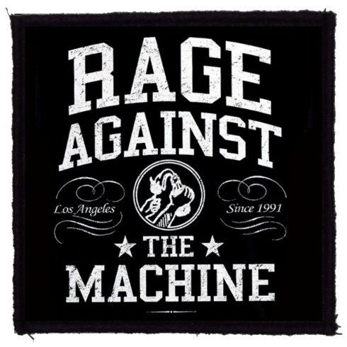 Rage Against The Machine - Crown felvarró