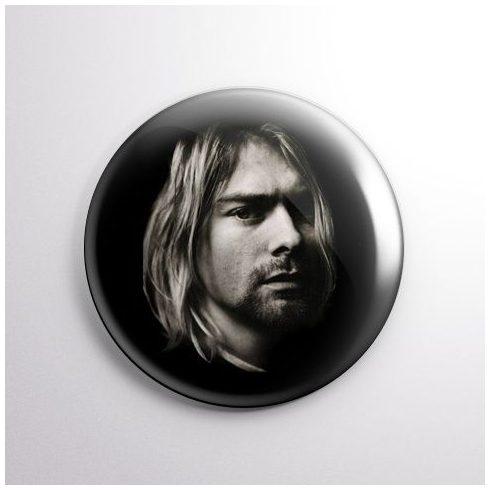 Kurt Kobain kitűző