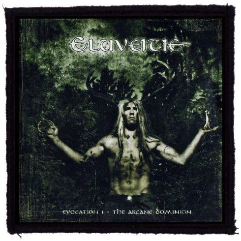Eluveitie - Evocation felvarró
