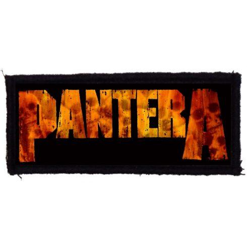 Pantera - Logo felvarró