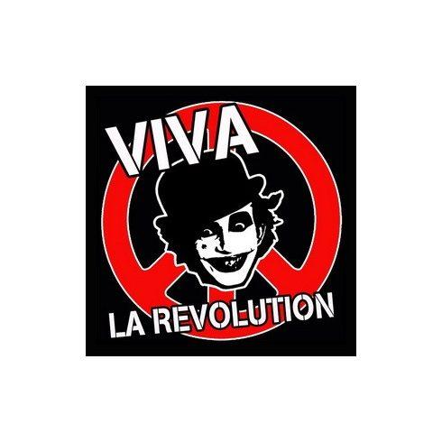 Adicts - Viva La Revolution felvarró
