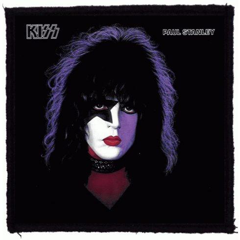 Kiss - Paul Stanley Solo felvarró