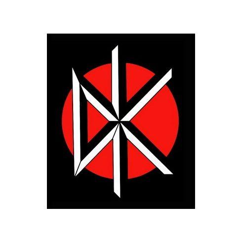 Dead Kennedys - Logo felvarró
