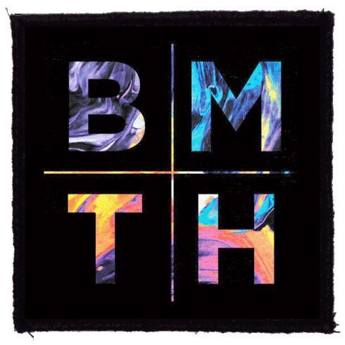 Bring Me The Horizon - BMTH felvarró