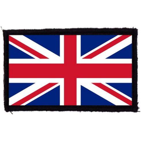 Angol zászló felvarró