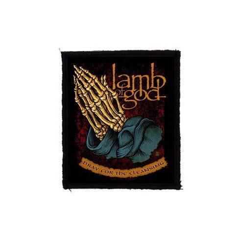 Lamb Of God felvarró