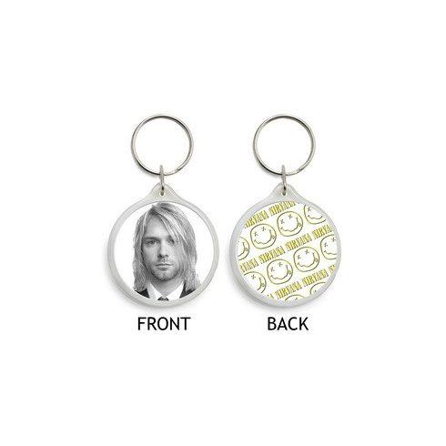 Kurt Kobain kulcstartó