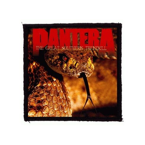 Pantera - Great Southern felvarró
