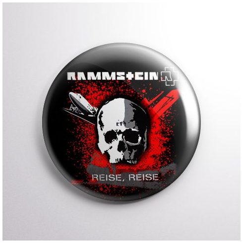 Rammstein - Reise kitűző