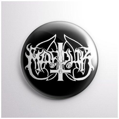 Marduk - Logo kitűző
