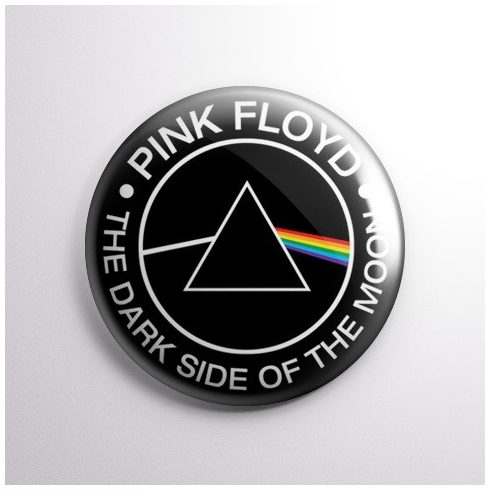 Pink Floyd - The Dark Side of the Moon kitűző