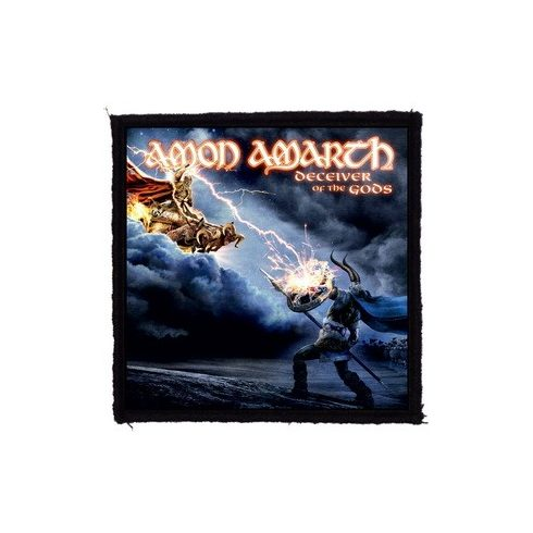 Amon Amarth - Deceiver of the Gods felvarró