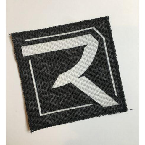 Road - R Logó felvarró