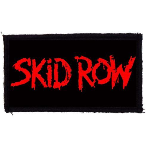 Skid Row - Logo felvarró