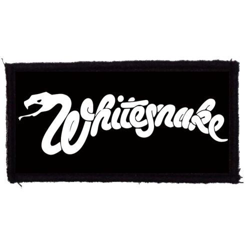 Whitesnake - Logo felvarró