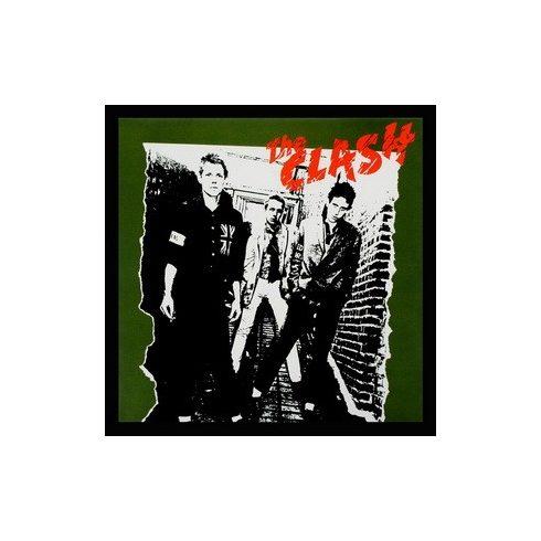 Clash - The Clash felvarró