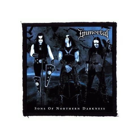 Immortal - Sons Of Northern felvarró