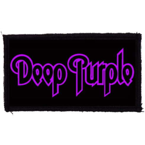 Deep Purple - Logo felvarró