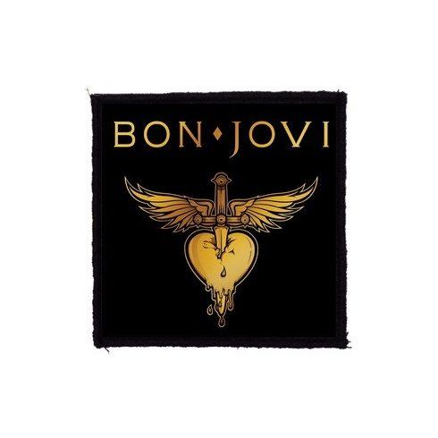 Bon Jovi - Heart felvarró