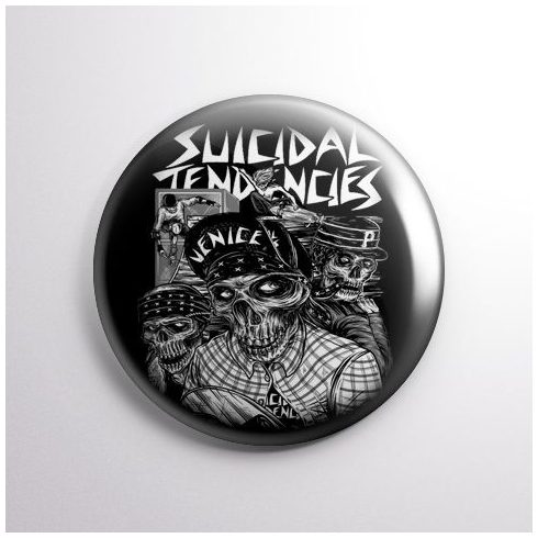Suicidal Tendencies kitűző