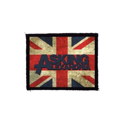 Asking Alexandria - Flag felvarró