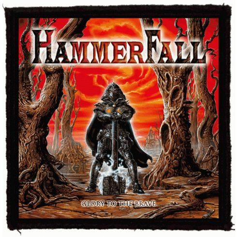 Hammerfall - Glory To The Brave felvarró