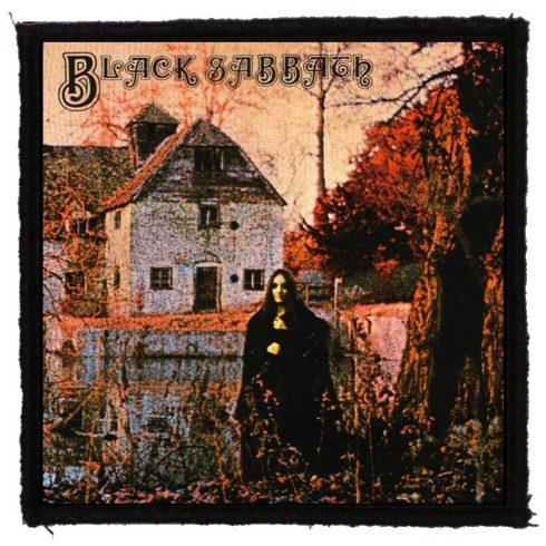 Black Sabbath - 1st Album felvarró