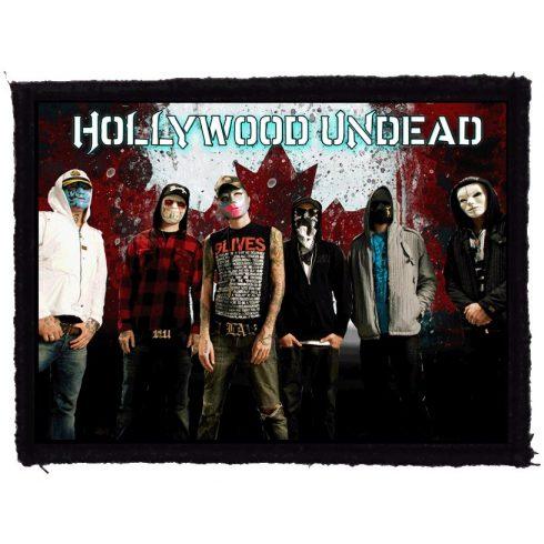 Hollywood Undead - LA felvarró