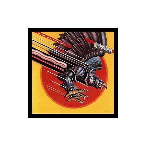 Judas Priest - Screaming felvarró