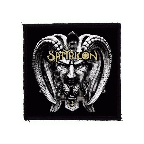 Satyricon - Now Diabolical felvarró