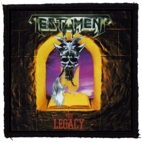 Testament - The Legacy felvarró