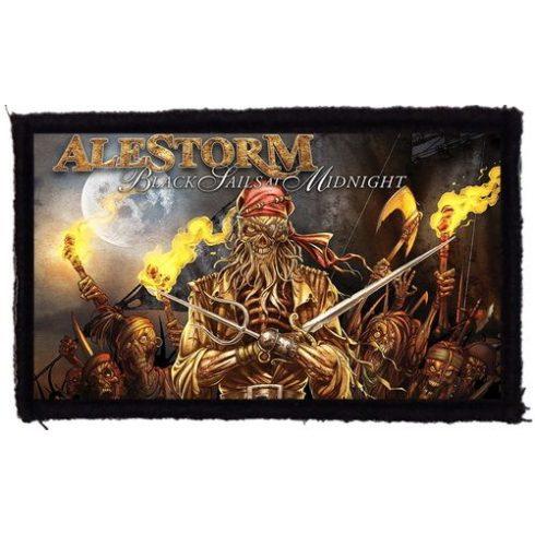 Alestorm - Black Sails felvarró