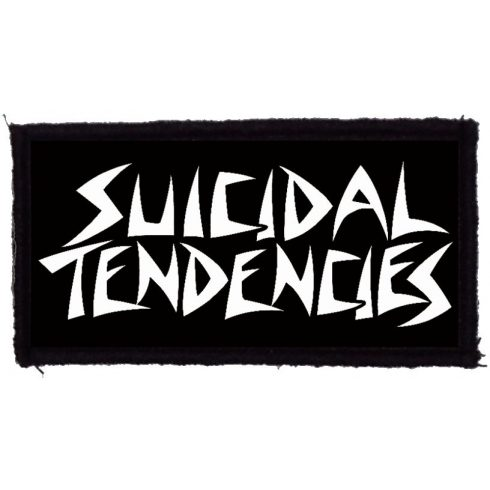 Suicidal Tendencies - Logo felvarró