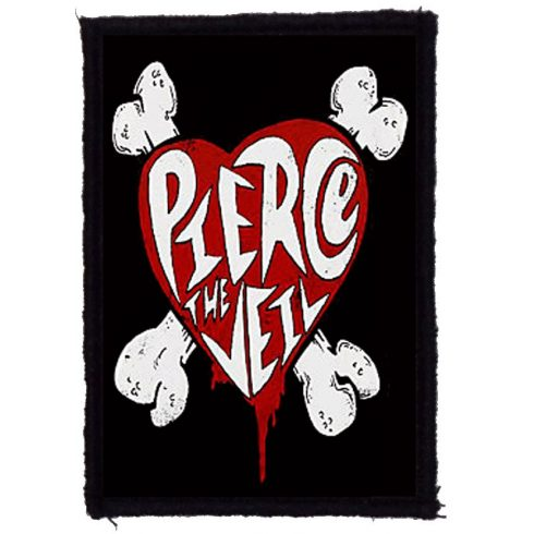 Pierce The Veil - Bones felvarró