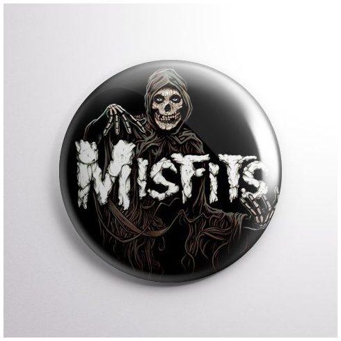 Misfits - Psycho kitűző