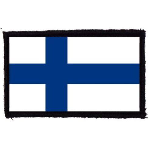 Finn zászló felvarró