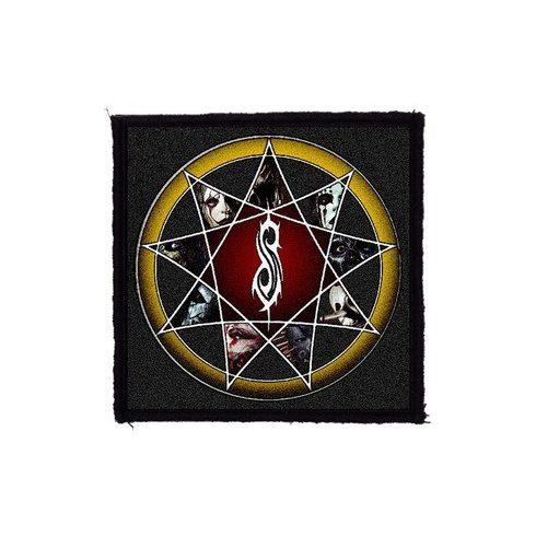Slipknot - Tetragrama felvarró