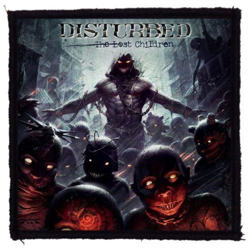 Disturbed - The Lost Children felvarró