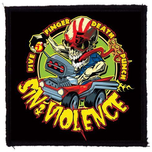 Five Finger Death Punch - Sin felvarró