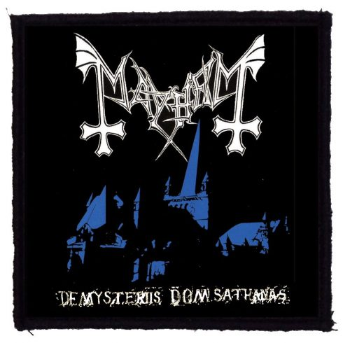 Mayhem - De mysteriis felvarró
