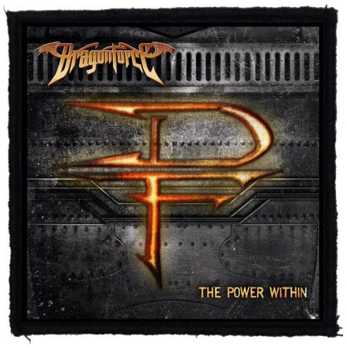 DragonForce - The Power Within felvarró