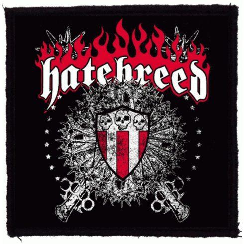Hatebreed - Crest felvarró