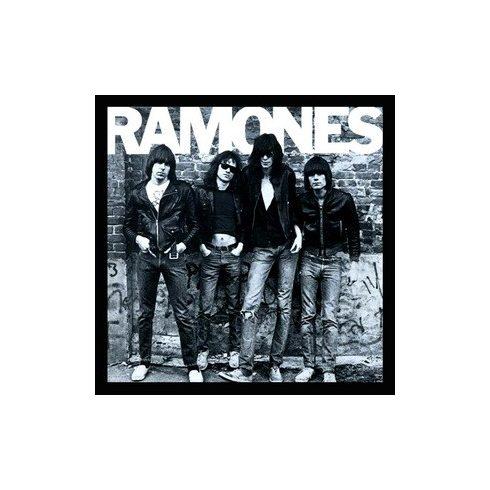 Ramones - Band felvarró