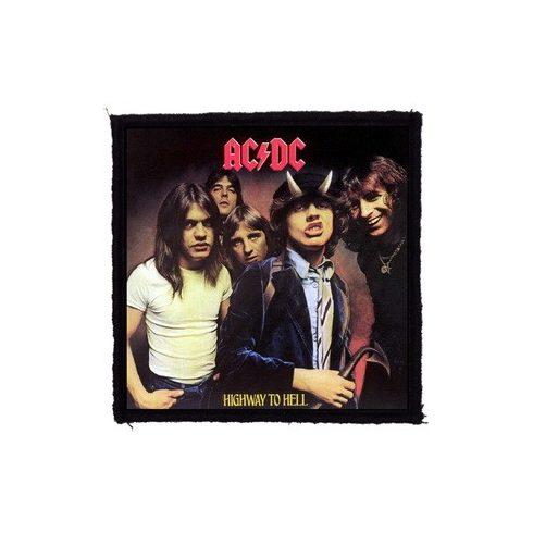 AC/DC - Highway to Hell felvarró