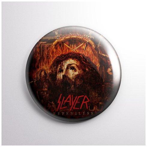 Slayer - Repentless kitűző