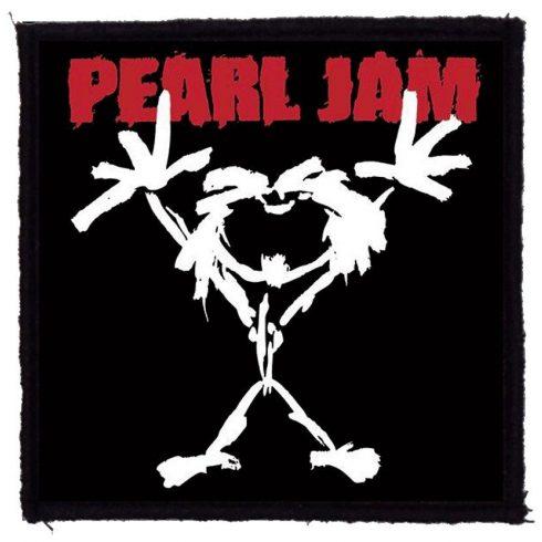 Pearl Jam - Alive felvarró
