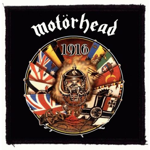 Motorhead - 1916 felvarró