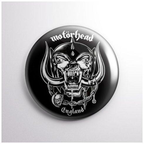 Motörhead - England kitűző