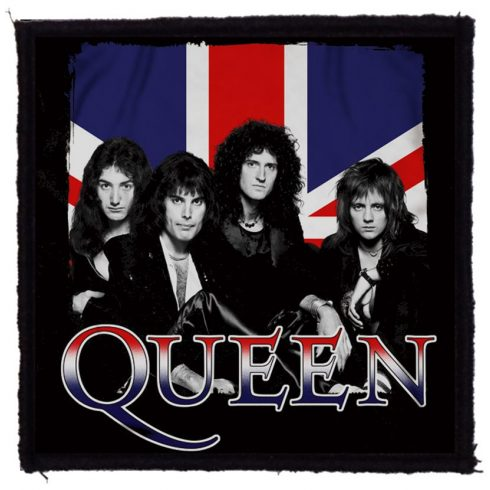 Queen - Britain felvarró